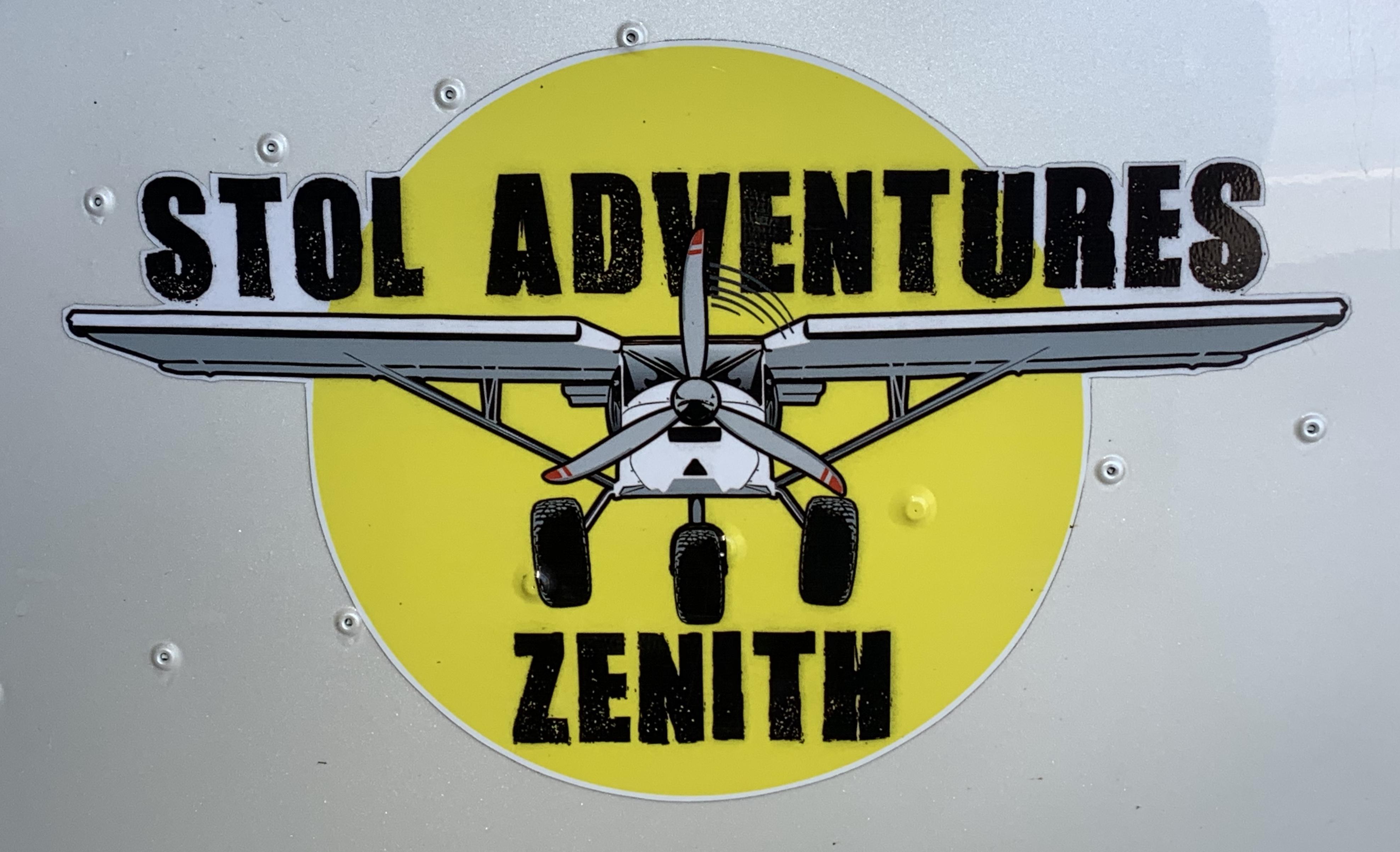 STOL ADVENTURES ZENITH