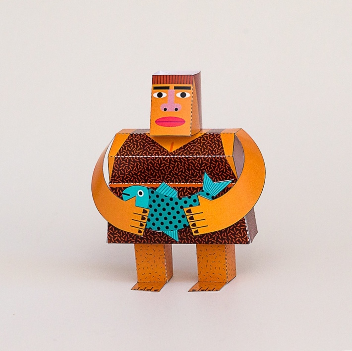 Cro-Magnon Woman