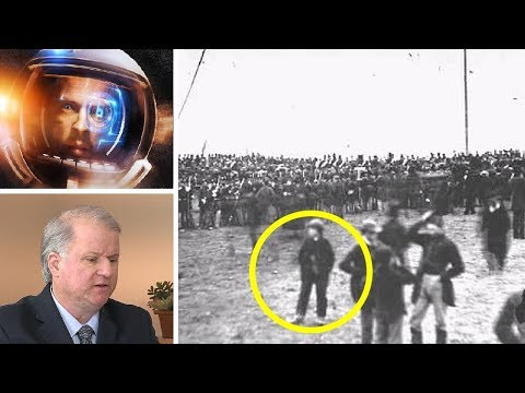 Time Travel Is Real...Time Traveller Goes Back In Time And He Has The Photo To Prove It!