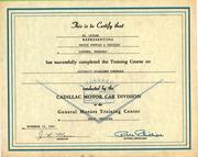 64 Cad certificate