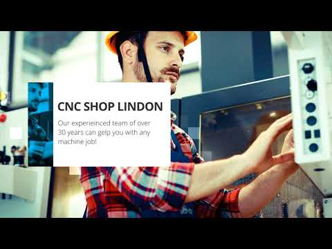 CNC Machine Shop and Welding Services in Lindon, Utah