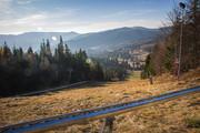 Új bobpálya nyílt Erdélyben, Borszéken