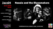 Nassia and the Bluesmakers live @ Jazzet