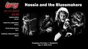 Nassia and the Bluesmakers live @ Lazy club