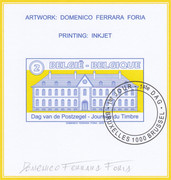Domenico Ferrara Foria - Dag van de Postzegel - Journée du Timbre