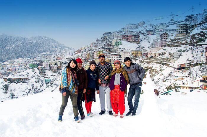 5 Best Honeymoon Places in Shimla