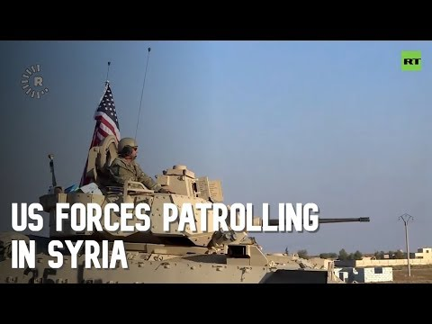 US deploys mechanized forces in eastern Syria