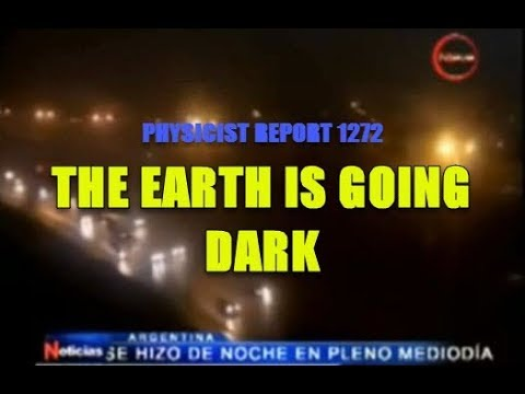 1272:  The earth is going dark