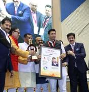 Sarvashreshtha Mantri Awards at Vigyan Bhawan by Fame India
