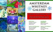 Amsterdam Whitney Gallery's December 2019 Exhibition