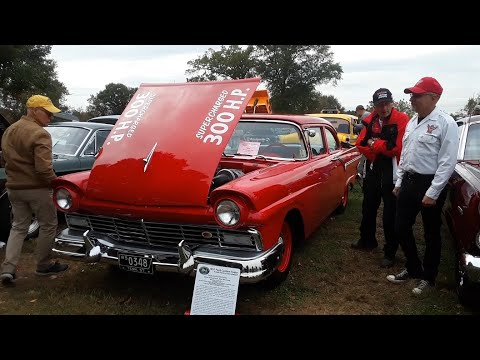Rick Finds An F Code 57 Ford Custom In His Garage At the 2019 AACA Fall Meet Hershey