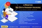 6 Months Big Data Hadoop Training in Delhi (Paid Training)