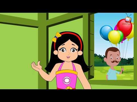 Hindi Nursery Rhymes | Teenu TV