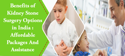 Benefits of Kidney Stone Surgery Options in India Affordable Packages and Assistance