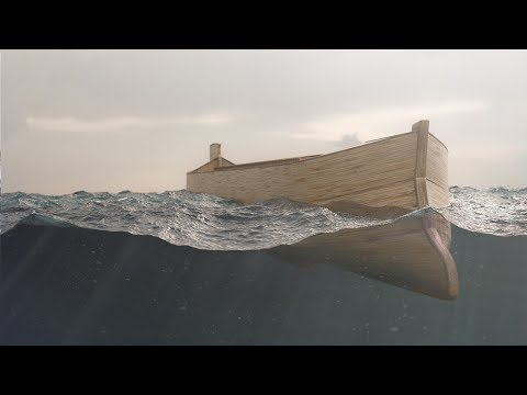 Noah's Ark and the Flood: Science Confirms the Bible - August 8, 2019