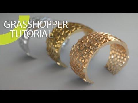 Grasshopper / Modo Bracelet