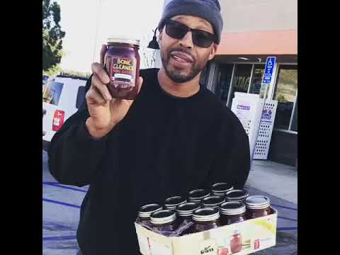 Warren G promo for Chef Kat's Bone Cleaner BBQ Sauce