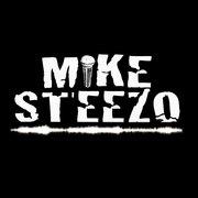 LOGO OF MIKE STEEZO (NAME ALONE)