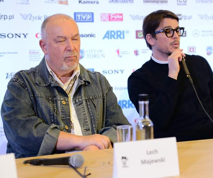Josh hartnett at energa camerimage festival torum ,Poland november 2019