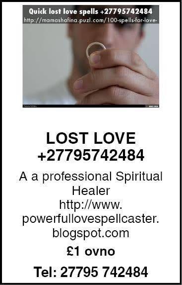 Lost love spell caster +27795742484