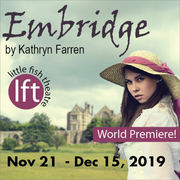 Embridge - Jane Austen Meets Oscar Wilde in World Premiere Play