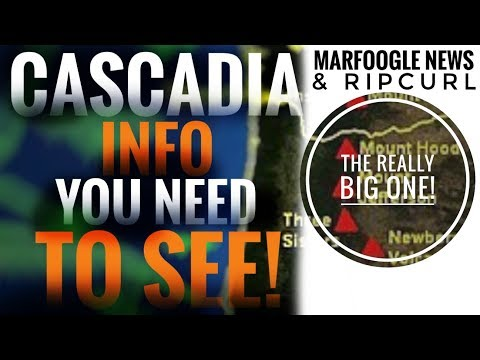 NEW CASCADIA INFO YOU WILL WANT TO HEAR