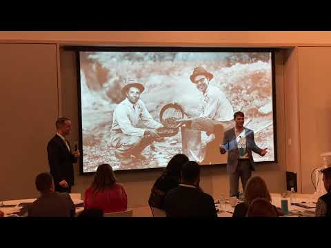 Dynamic Beacon: Kain 2019 Vendor Shark Tank Presentation