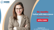 Python with data science 6 Months Industrial Training in Noida