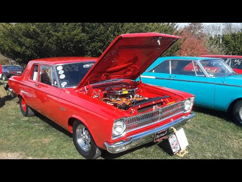 1965 Plymouth Belvedere Light Weight Hemi