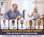 Leaders in Hip Replacement Surgery in India