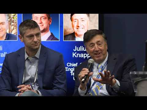 5G & Spectrum Sharing Panel, Mobile World Congress LA 2019