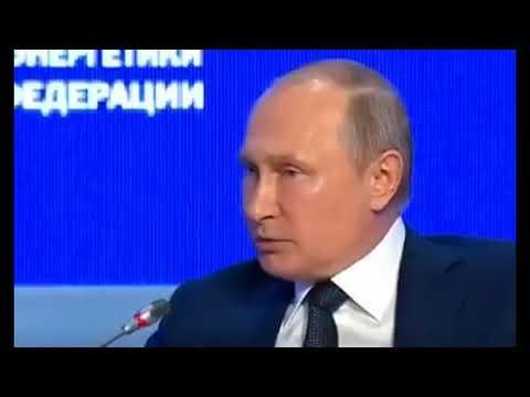"Putin Says ""The US Dollar Will Soon Collapse"""