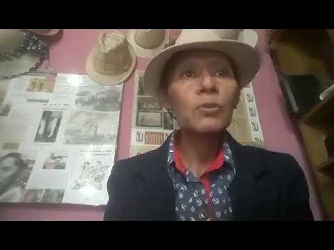 Poetisa participante de la Antología Poética La alborada