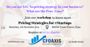 Pricing Strategies for #Startups