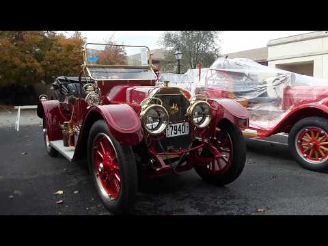 1911 Oldsmobile Model 28 Autocrat At the 2019 RM Sotheby's Hershey