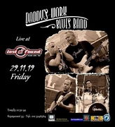 Daddy's Work Blues Band Live at Lost n' Found