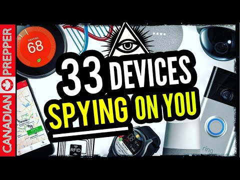 WARNING: Your Technology is Spying on You