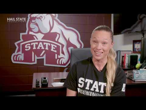 Mississippi State Strength and Conditioning: Coach Stephanie Mock and Her Family Culture
