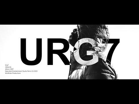 Urg7 - Album 2007 -  Jibberish(Official Music Video)