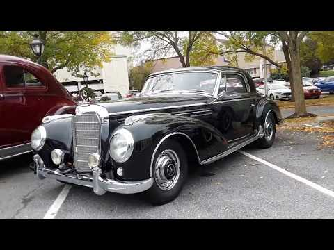 "1956 Mercedes Benz 300 Sc "" Sunroof "" Coupe At the 2019 RM Sotheby's Hershey"
