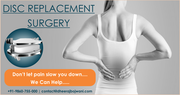 Cost Benefits of Total Disc Replacement Surgery in India
