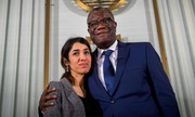 Nobel peace prize winners launch fund for wartime rape survivors