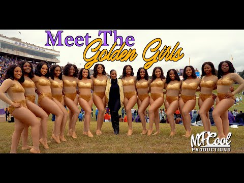 Meet the Golden Girls from Alcorn State University | Meet The Team - An MFCool Production