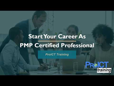 Start Your Career As PMP Professional | ProICT Training