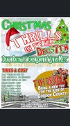 PARADISE DRAGSTRIP CHRISTMAS THRILLS ON THE HILL