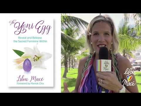 Yoni Egg - liberating the feminine - Lilou Mace
