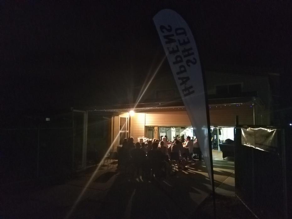 Mackay Shed Night - Ladies night 2019