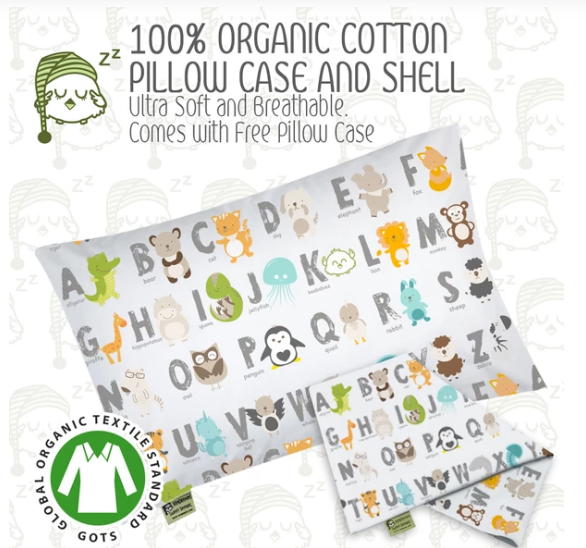Best sleeping pillows for Toddlers available online at Kea Babies