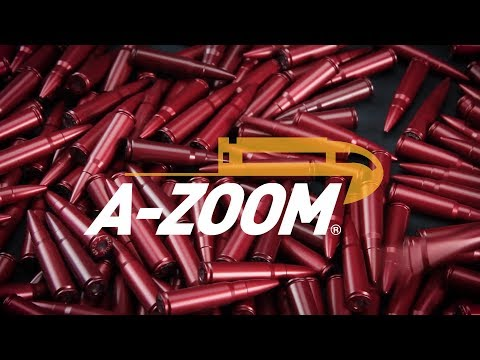 A-ZOOM Uses and Training Tips & MAGLULA SPEED LOADERS