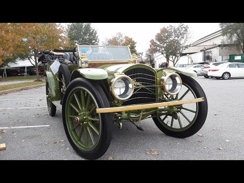 1911 Rambler Model 65 A Bold,Brass,Beauty At the 2019 RM Sotheby's Hershey